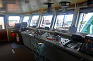 Many thanks to the captain for allowing me access to the wheelhouse fo...