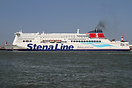 Stena Britannica is the second of two identical Ropax ferries built by...