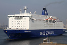 MS Princess Seaways is a cruiseferry operated and owned by the Danish ...