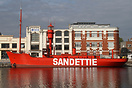 The vessel is named after its location on the Sandettie Bank, in the S...