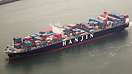 Birdseye view of the Hanjin Europe