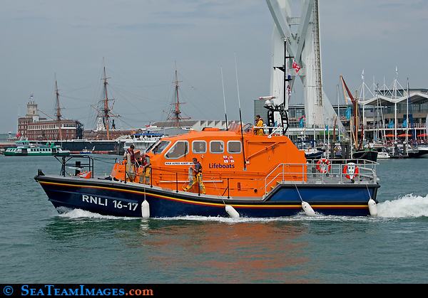 Bembridge Lifeboat