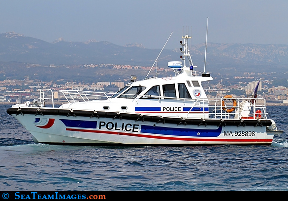 Marseille Harbour Police
