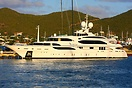 Motor Yacht Lady Lara designed and built by Benetti a 194-foot custom ...