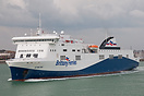 Etretat, formerly the Norman Voyager (operated by LD Lines), but now w...