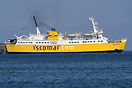 Iscomar is a company that operates a single ferry service between Alcu...