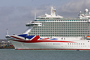 P&O Cruises new flagship.