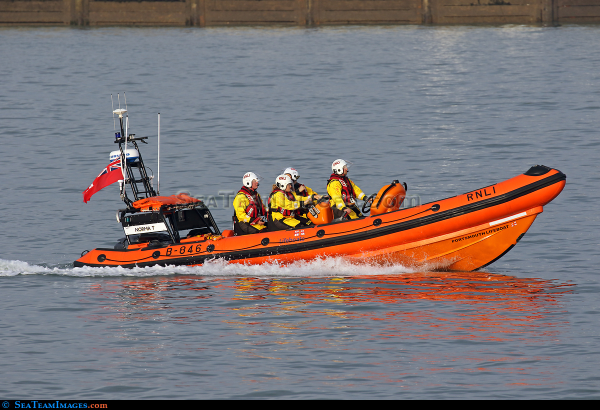 Lifeboat Norma T
