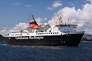 The MV Isle of Mull entered service with CalMac in 1988, and is employ...